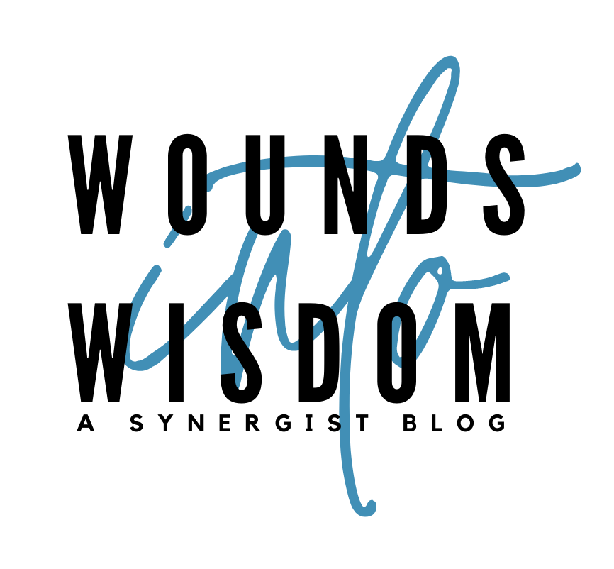 Wounds Into Wisdom Blog